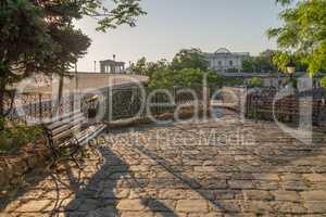 Corner of old Odessa