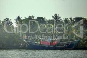 Water transport of India 3