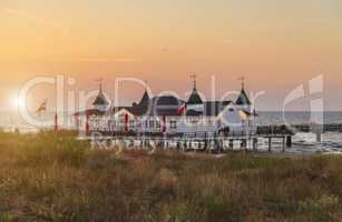 Pier Ahlbeck - Baltic Sea
