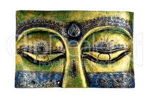 Buddha ethnic board
