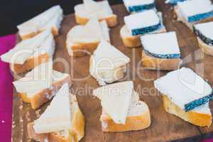 authentic artisan cheese from Extremadura, Spain