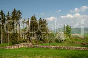 View from Castle Hanstein
