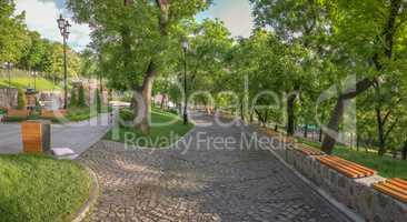 Istambul Park in Odessa, Ukraine