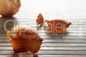 Onion skin backlighting.