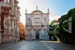 San Rocco church