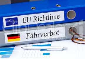 EU Richtlinie und Fahrverbot