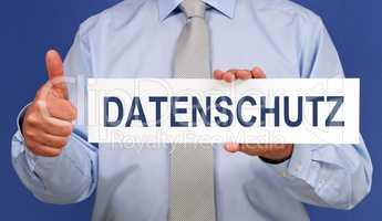 Datenschutz, DSGVO, Datenschutzgesetz