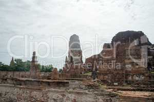 Round trip thailand july 2017 - Ayutthaya - Wat Maha That