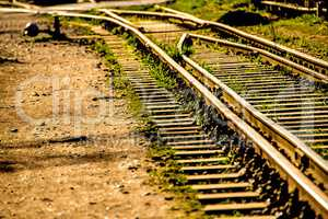rails out of order