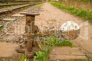 rails out of order, switch