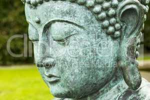 Buddhismus / Buddha Statue