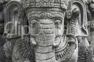 Buddha Elefant