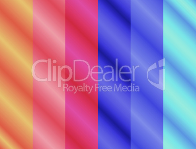 Striped Gradient Background