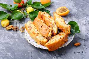 Biscotti is popular Italian confectionery product.