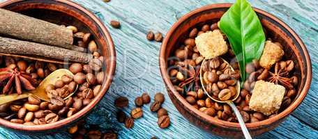 coffee roasted bean