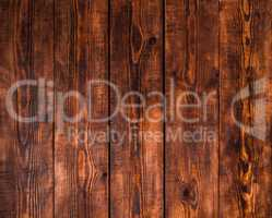 Old wooden floor with cracks and scratches