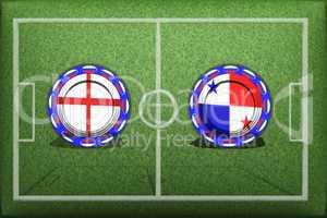 Football, World Cup 2018, Game Group G, England - Panama