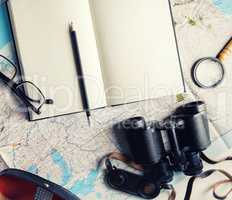 Objects for travel