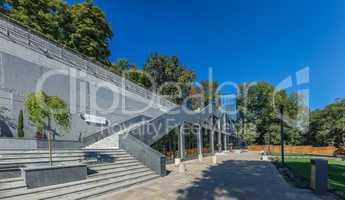 Greek Park in Odessa, Ukraine