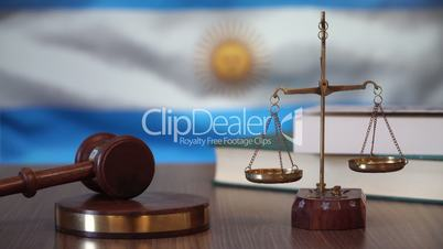 Justice for Argentina Laws in Argentine Court
