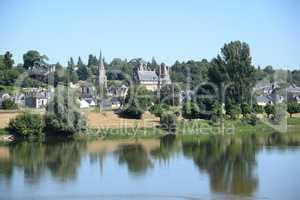 Langeais, Frankreich