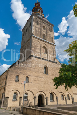 Basilica Saint Ursula, Cologne, Germany