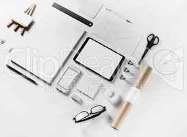 Corporate identity template