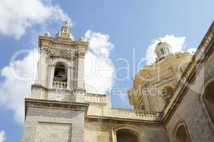 St. Paul church in Rabat