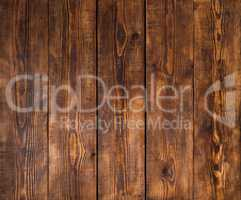 Old wooden surface with scratches and chips