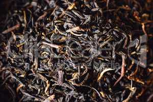 Dry Tea Background