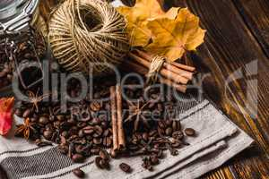 Autumn Spices Still Life