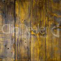 Old hazel wooden panels