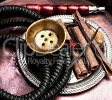 Hookah with spices