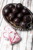 Chocolate Candies for Valentines Day