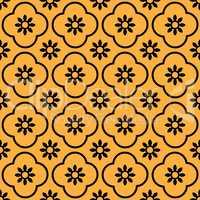 Floral Spanish Pattern