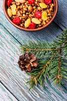 Kutya is Christmas dish