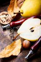 Shisha with aroma pear