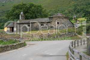 La Mesa, Camino de Santiago, Asturias, Spain