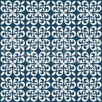 Portuguese decorative pattern