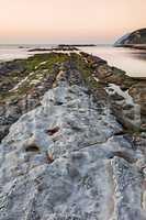 The passetto rocks, Ancona, Italy