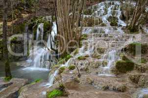 Bigar cascade waterfall, Kalna, Serbia