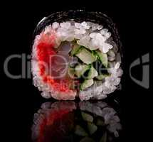 Single sushi roll Lollo Ross