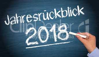 Jahresrückblick für 2018, Rückblick, Jahresabschluss, Geschäftsjahr, Jahresende, Bilanz