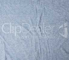gray motley elastic cotton fabric