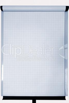 Whiteboard - isoliert