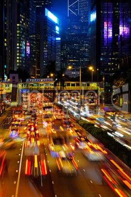 Hong Kong -  Way to Wan Chai