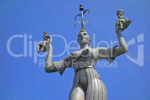 Imperia Statue at Constance