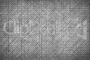 Abstract intertwining lines create a unique pattern, abstract external background, wall, lines, diagonal, angle, interior, architecture background, pattern