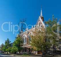 Evangelical Presbyterian Church in Odessa, Ukraine