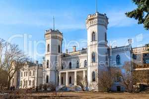 Sharovsky Palace in day